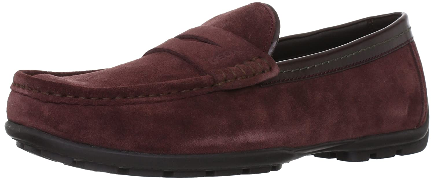 6e09a46933a Amazon.com | Geox Mens Mwintermonet19 Moccasin | Loafers & Slip-Ons