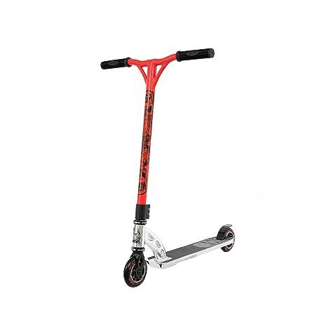 MGP Madd Gear Stunt Scooter Custom Made XI (Rojo/Plata/Negro ...