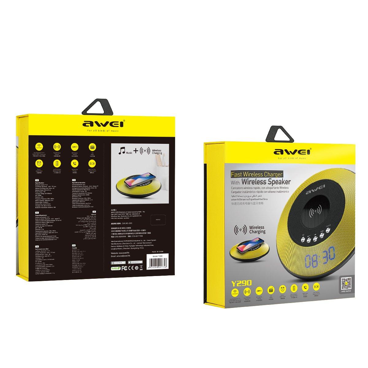 Amazon.com: BDFA Portable Wireless Bluetooth Speaker With ...