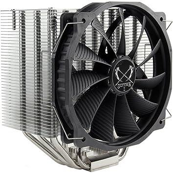 Scythe Mugen MAX Universal CPU Cooler (SCMGD-1000) Sockets 755 / 115x / 1366/2011 / AM2 / AM2+ / AM3 / AM3+ / FM1 / FM2 / FM2+