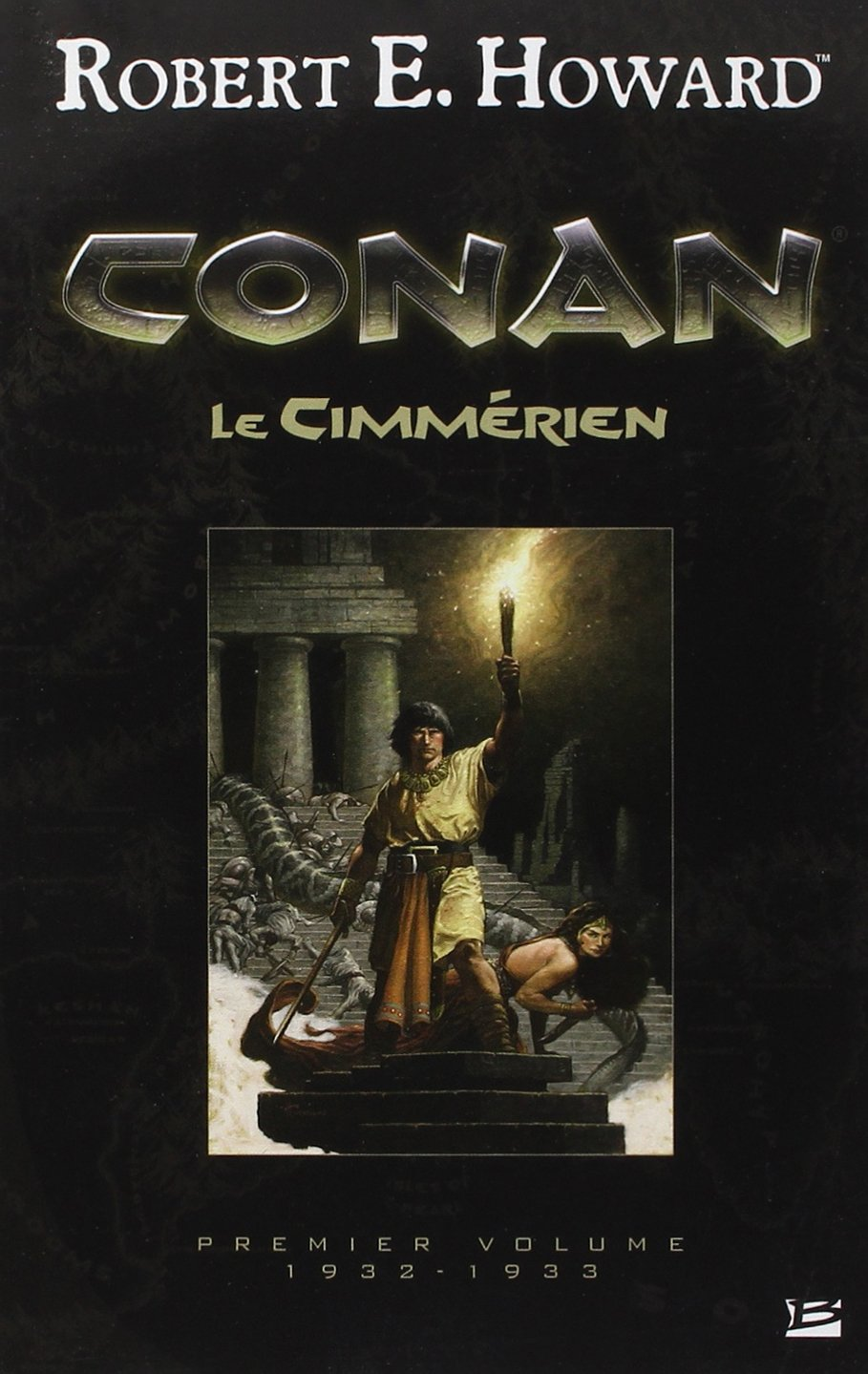 Robert E. Howard - Conan : 8 Livres (Epub)