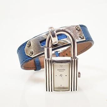 huge discount 8675f fd007 Amazon | エルメス ケリーウォッチ 腕時計 SV925 レディース ...