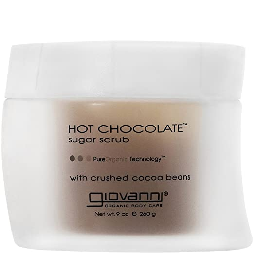 Giovanni Organic Body Care Hot Chocolate Sugar Scrub