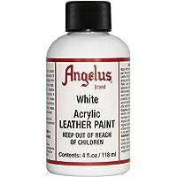 Angelus Leather Paint 120ml White