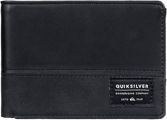 Quiksilver Nativecountryii M-Wallets For Men, Travel Accessory - Monedero para Hombre