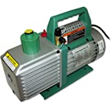 Pompe à dépression - Pompe à vide 2 phases - 224l - 8cfm / 0,3Pa