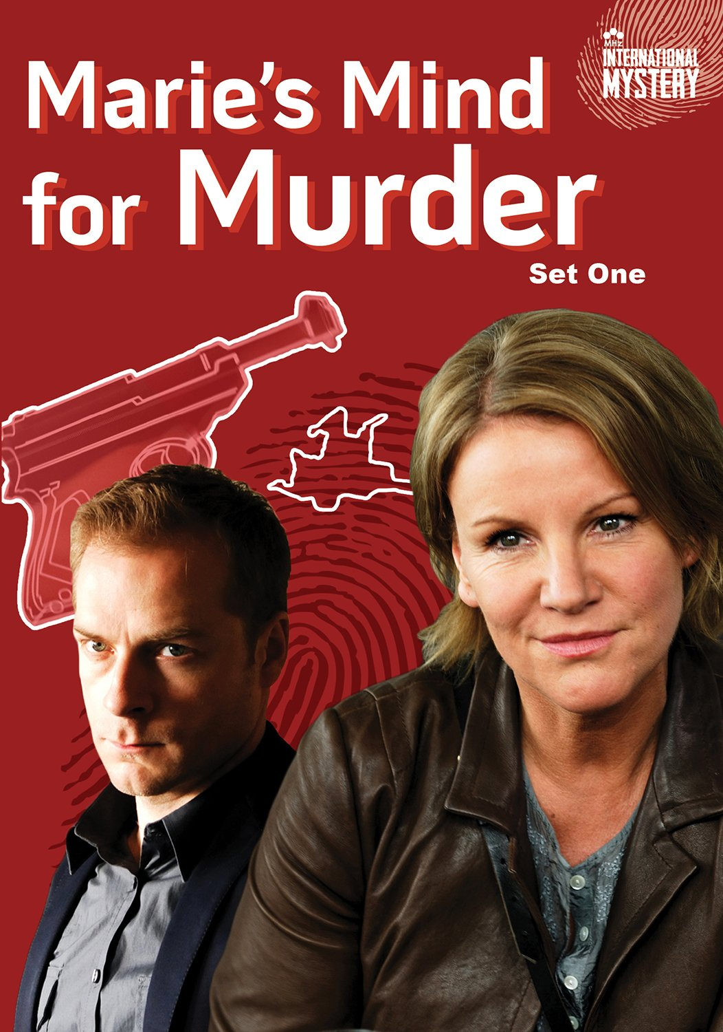 Marie's Mind for Murder: Set 1 by MHZ NETWORKS