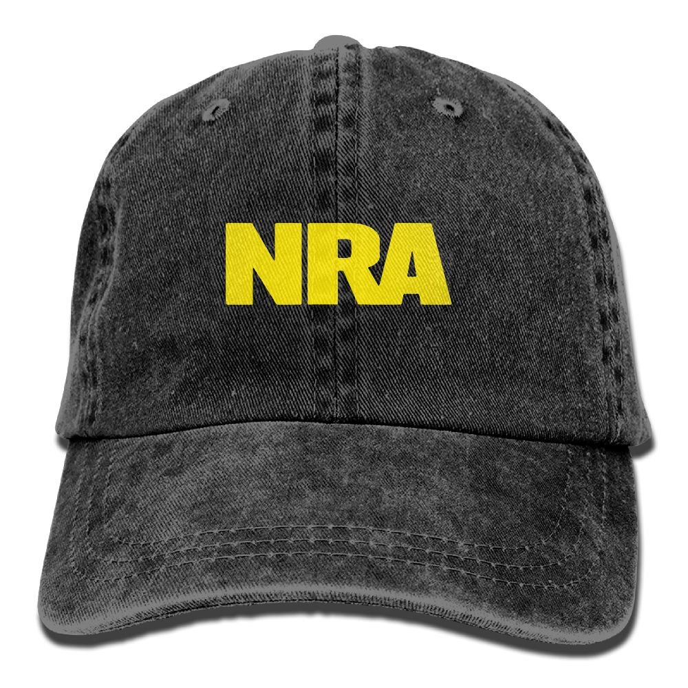 NRA National Rifle Association Vintage Adjustable Denim Hats Trucker Cap  For Man And Woman at Amazon Men s Clothing store  d251979513b