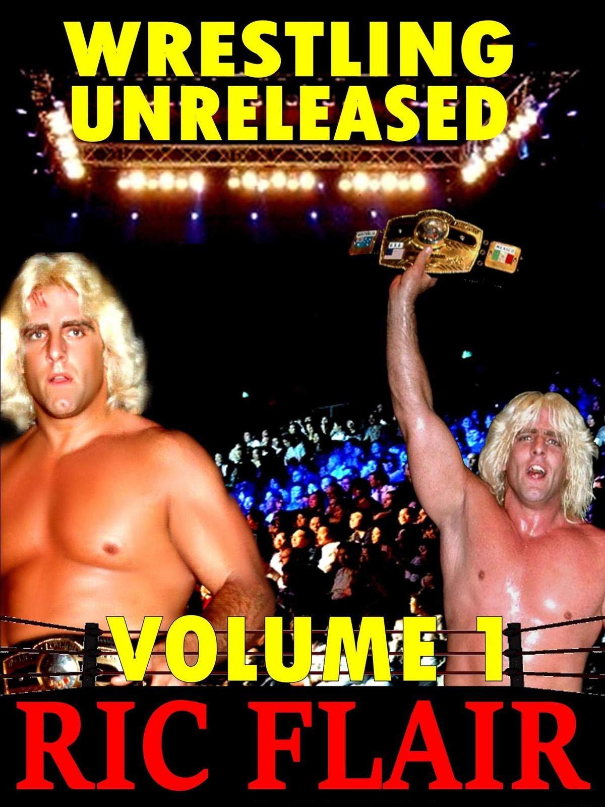 Ric Flair: Wrestling Unreleased on Amazon Prime Video UK