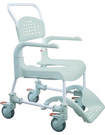 Etac Clean - Silla de ruedas para ducha (asiento de 55 cm)