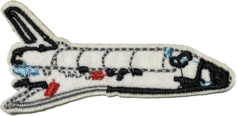 Parche bordado de la NASA Shuttle para planchar o coser, diseño de ...