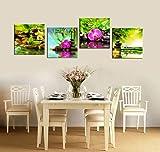 Wall Art Zen Canvas Painting SPA Canvas Prints