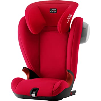 Britax Römer Kindersitz 3 5 12 Jahre I 15 36 Kg I Kidfix Sl Sict Autositz Gruppe 2 3 I Fire Red Baby