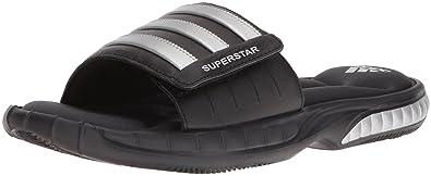 adidas men's superstar 3g slide sandal uk