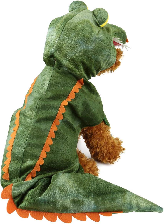 Pet Halloween Christmas Cosplay Dress Mogoko Funny Dog Crocodile Costumes Adorable Cat Apparel Animal Warm Outfits Clothes
