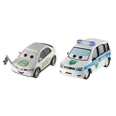Disney Pixar Cars Alex Carvil and Erik Laneley: Toys & Games