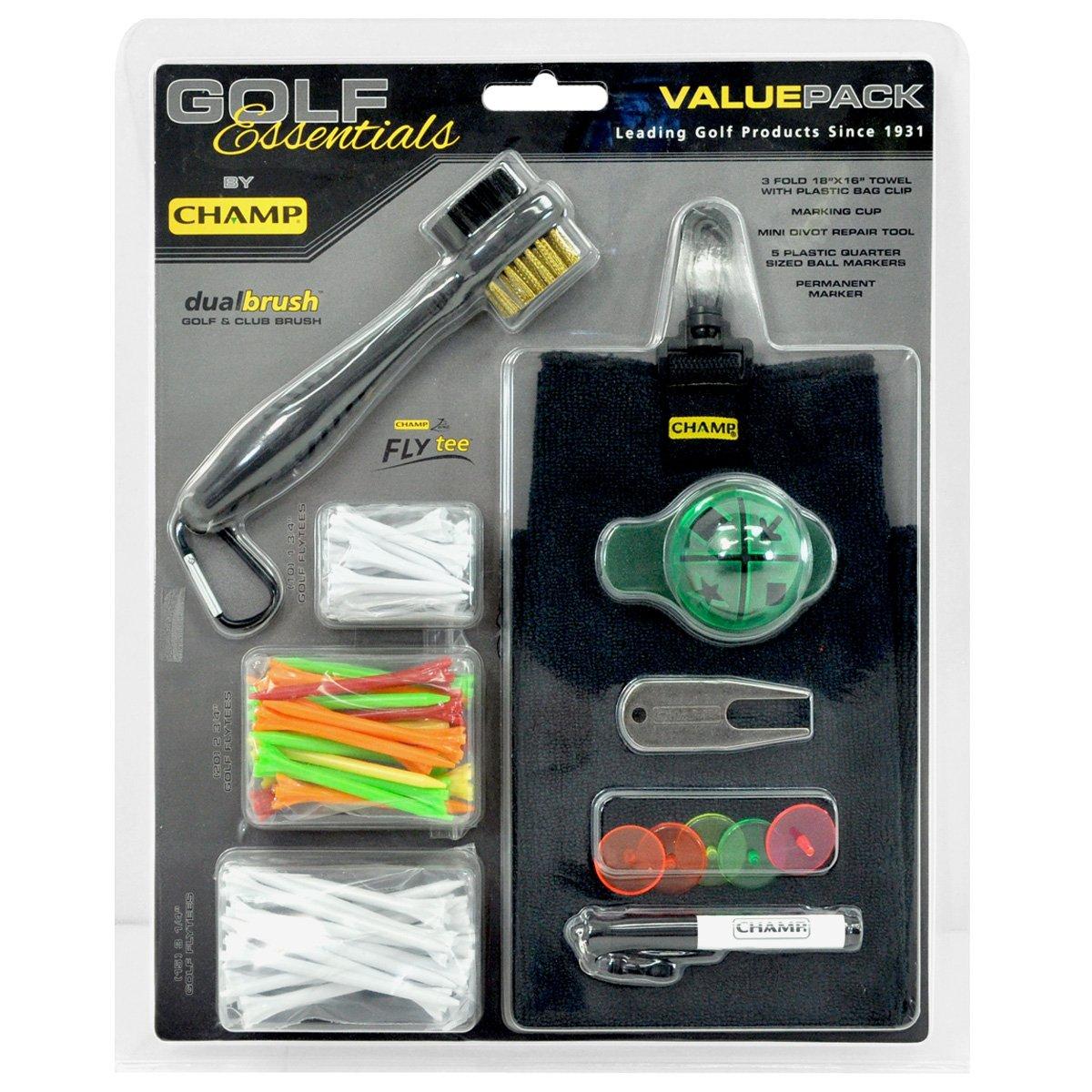 Champ Golf Essentials Value Pack