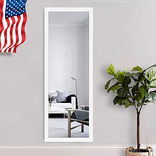 Elevens Wall Mirror 51″x16″ Full Length Door Mirror