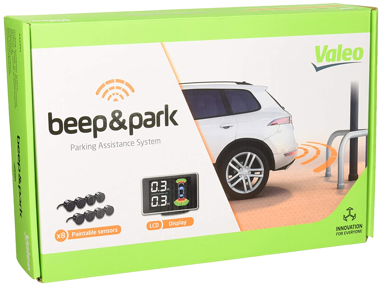 VALEO Front Rear Beep /& Park Parking Assistance Distance Control PDC KIT 632004
