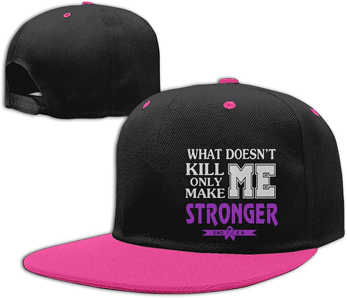 Epilepsy Awareness Printed Hip-Hop Baseball Caps NMG-01 Men Womens Trucker Cap