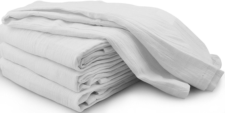 Utopia Kitchen 12 Pack Flour Sack Dish Towels - 100% Pure Ring Spun Cotton Kitchen Towels by Utopia Kitchen (Image #2)