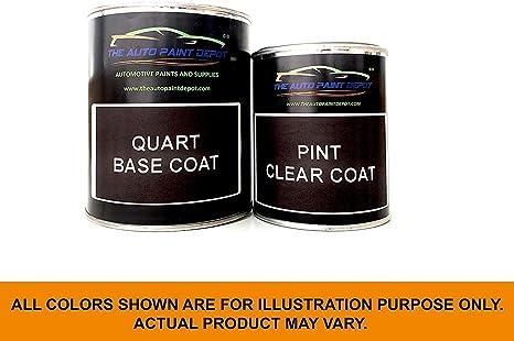 Auto Touch Up Paint >> Amazon Com Auto Paint Depot Touch Up Paint For Isuzu