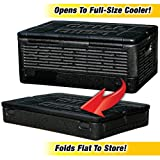 Foldable Refrigerator Incubator 60 cans of Heat