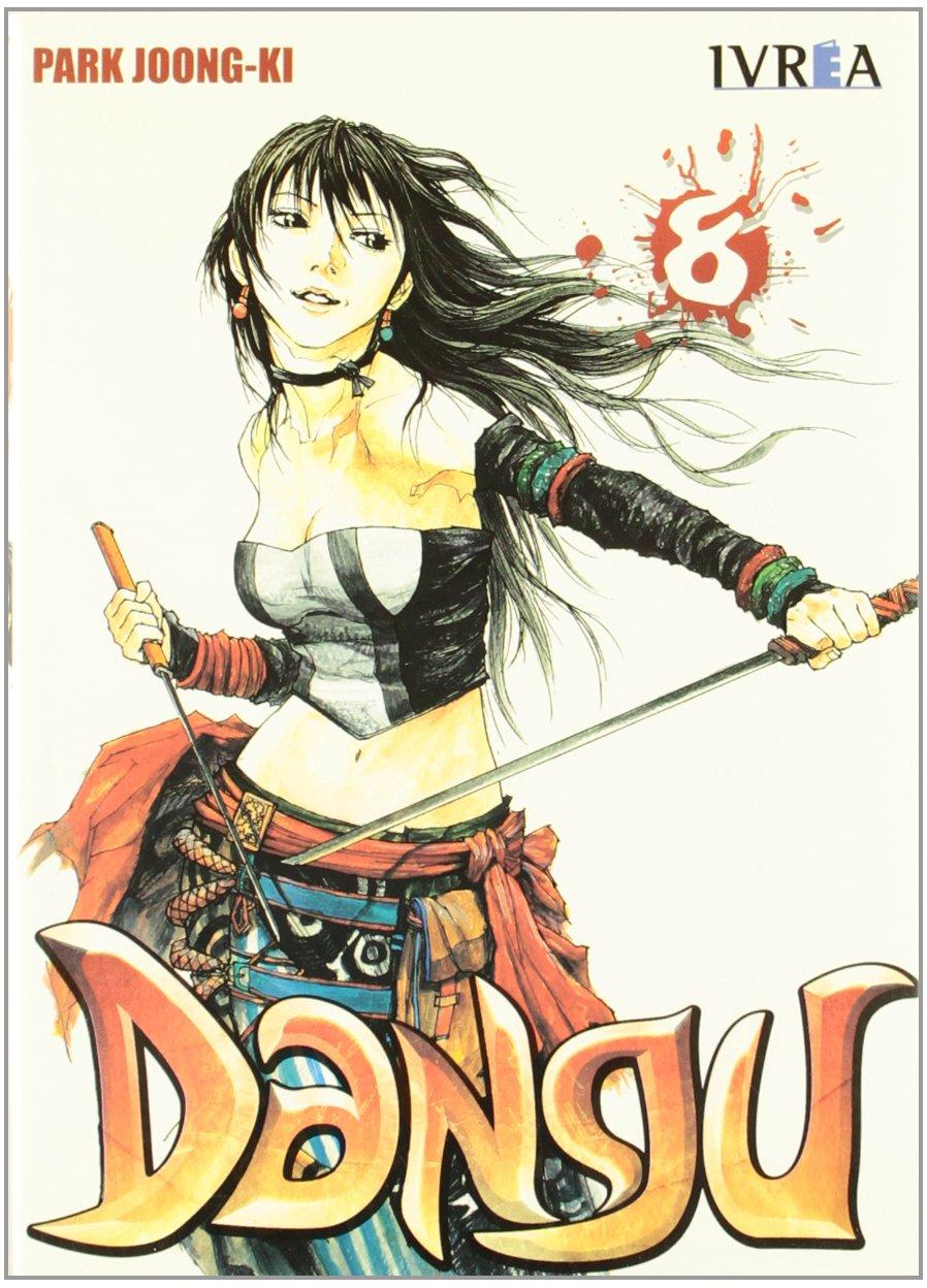 Dangu 08 (Spanish Edition) pdf epub