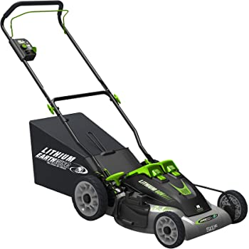 Amazon Com Earthwise 60020 20 Inch 24 Volt Cordless