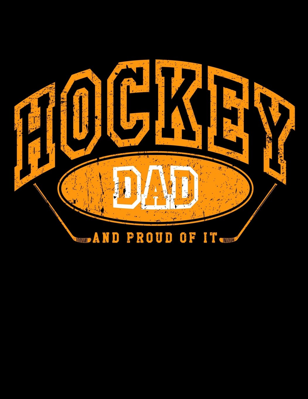 Hockey Dad And Proud Of It: Hockey Gifts Ideas For Dads - Hockey Sketchbook 8.5x11 pdf