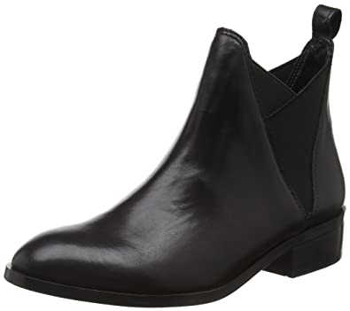 ALDO  Damen Scotch Chelsea Stiefel, Schwarz (schwarz Leder  ALDO  97), 40 EU ae4aee
