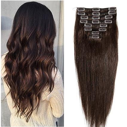Extension capelli veri corti