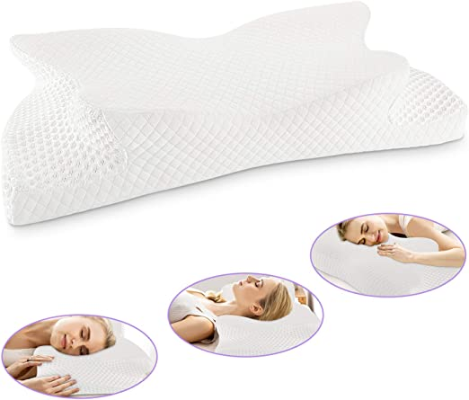 Almohada Viscoelástica para Dormir Feagar Almohada