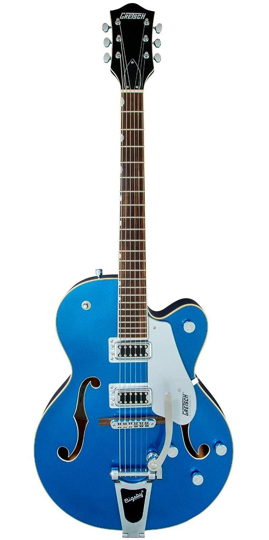 Gretsch G5420t Electromatic Hollowbody Fairlane Blue 5120 Wiring Diagram Musical Instruments