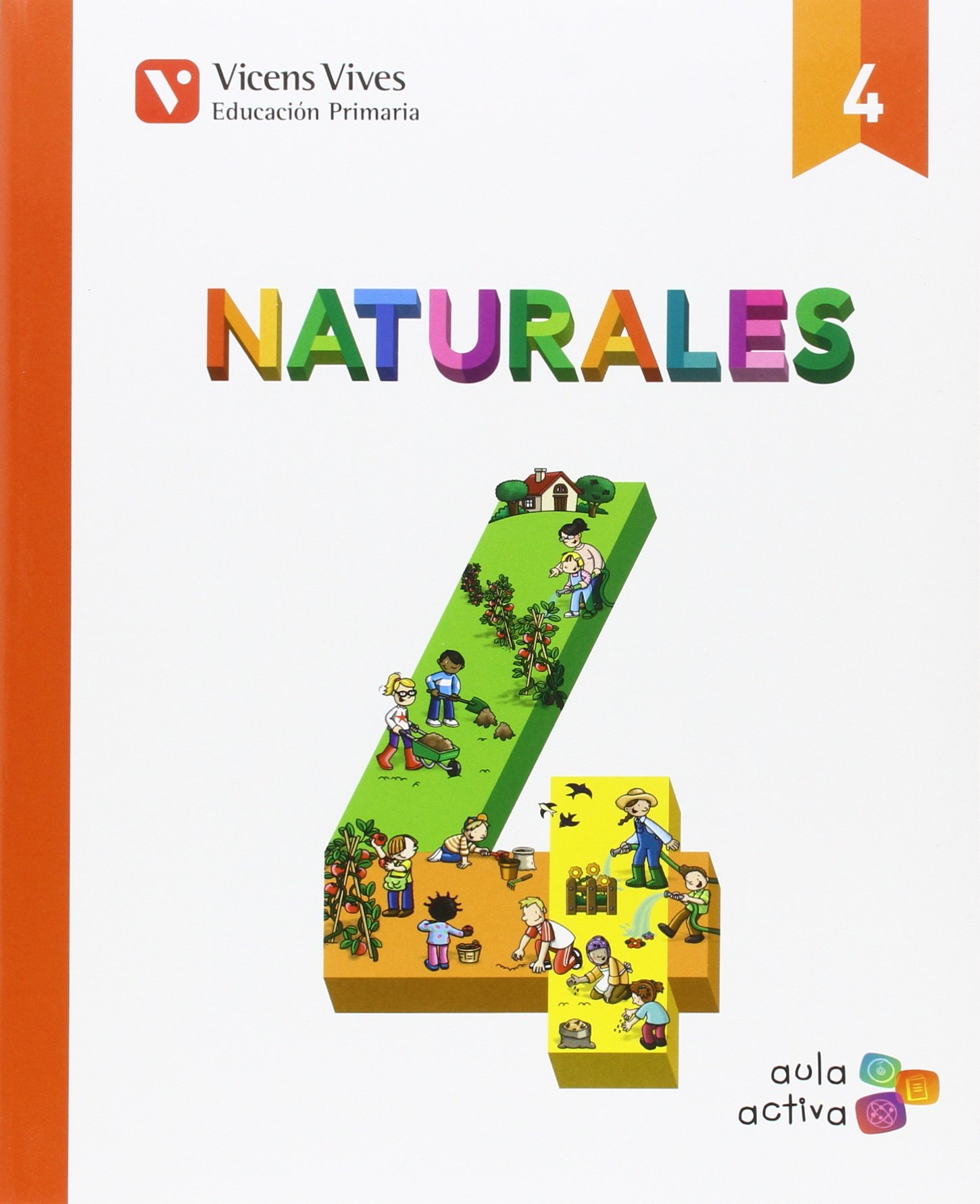(AST).(16).CIENCIAS NATURALES 4ºPRIM.*ASTURIAS* AULA ACTIVA (Spanish) Paperback – June 1, 2016
