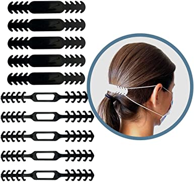 Face mask ear savers Ear protector Face mask accessory Face mask chain