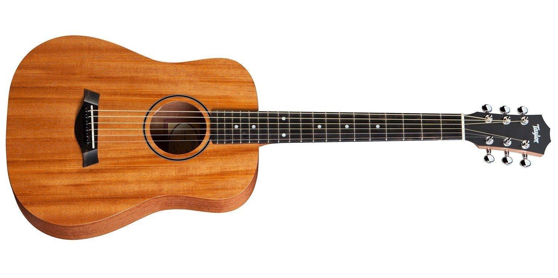 Taylor BT2 Baby Taylor Acoustic Guitar, Mahogany Top by Taylor Guitars