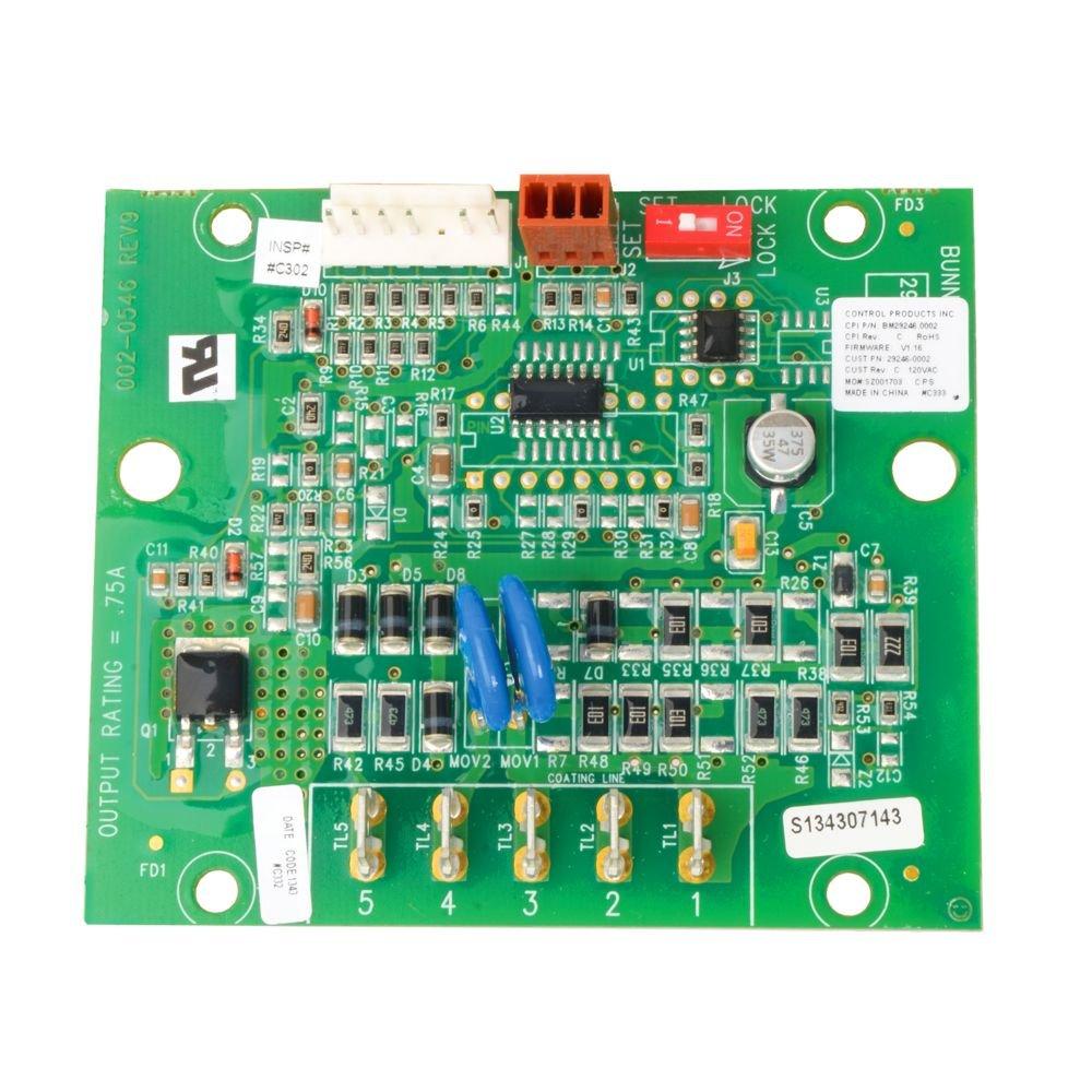 BUNN 32400.0000 Circuit Board Kit for CWTF Digital Timer