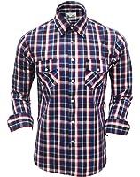 "BANQERT Mens Shirt ""Foxy Fella""   100% ""carbon-brushed"" cotton   FAIR: incl. donation   various colours"