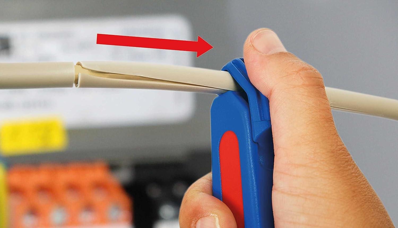 Pince /à d/énuder /Ø4 /à 28 mm Multi Weicon No S 4-28 50057328