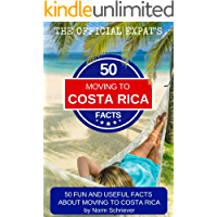 50 Fun and Useful Facts About Moving to Costa Rica: An excerpt from The Official Expat's Moving to Costa Rica Handbook, your #1 resource for moving to Costa Rica and living the dream!