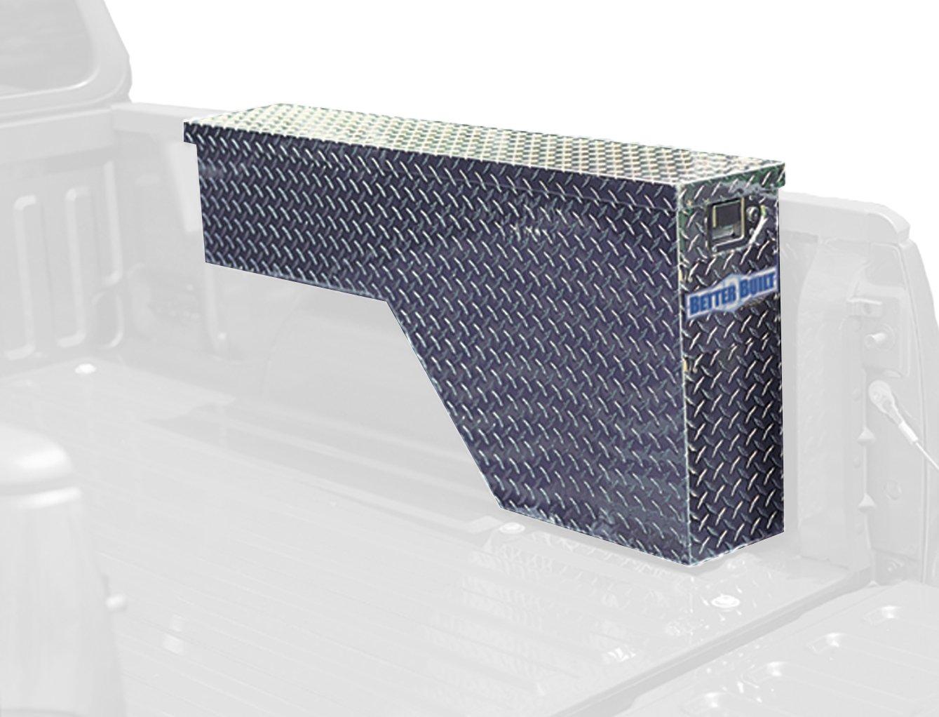 Better Built 68012344 Truck Tool Box, 48' x 18' x 8' 48 x 18 x 8