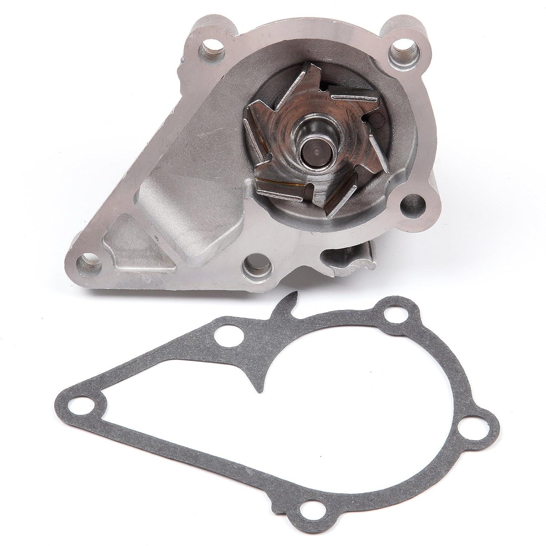 SCITOO Timing Belt Kit V-Belt Water Pump fit 01-05 Hyundai Accent ENG Code G4EC 1.6L