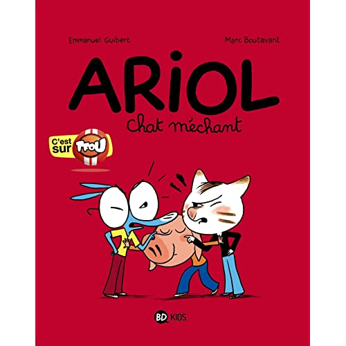 Ariol, Tome 06: Chat méchant