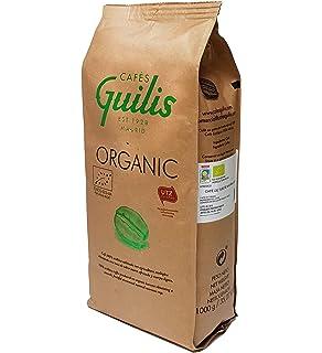 CAFES GUILIS DESDE 1928 AMANTES DEL CAFE - Café Orgánico En Grano Arábica Cultivo Bio Ecológico