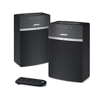 bose soundtouch 10. bose soundtouch 10 wireless music system bundle 2-pack - black soundtouch t