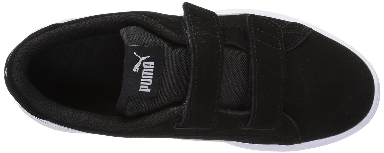 PUMA Unisex/Kids Smash v2 SD Sneaker 36517701