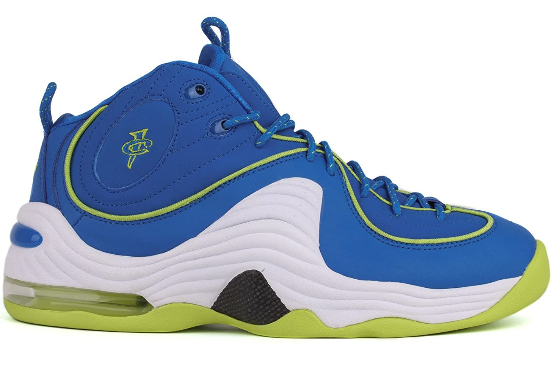 Nike Air Penny Ii Gs Boys Basketball Shoes