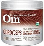 Om Organic Mushroom Nutrition Coryceps, 7.14 Ounce