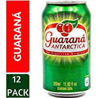 Deals on 12-Pack Guarana Antarctica 350ml Flavoured Soft Drink